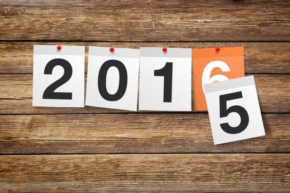 2016 / 2015 Jahreswechsel